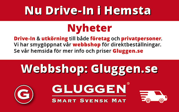 Gluggen Drive-In